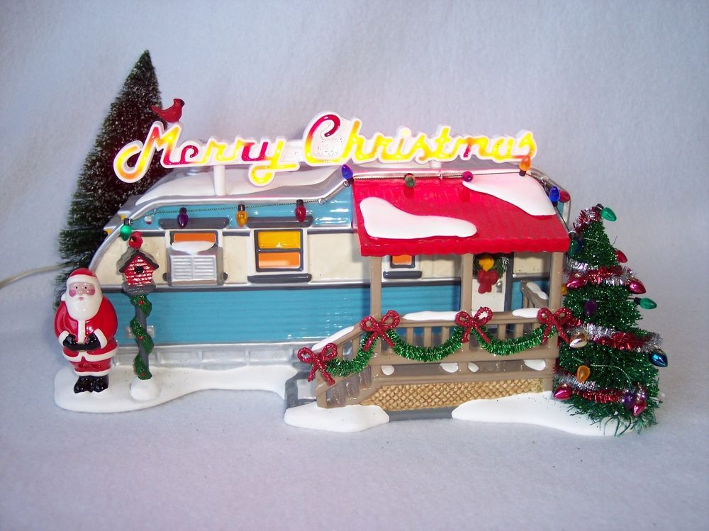 Department 56 Original Snow Village The Sweet Shop Christmas Lighted Building