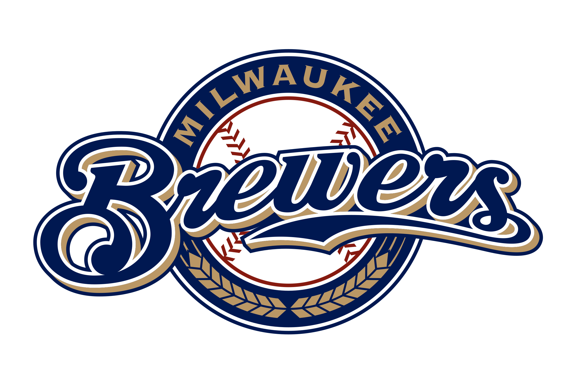 Milwaukee Brewers Logo Transparent Brewer Logo Brewers Baseball Baseball Teams Logo