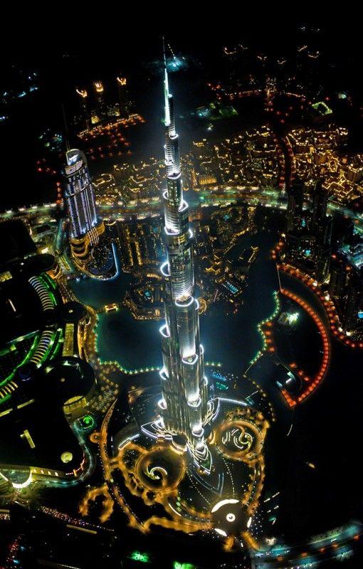 burj khalifa, dubai UAE  russ kientsch