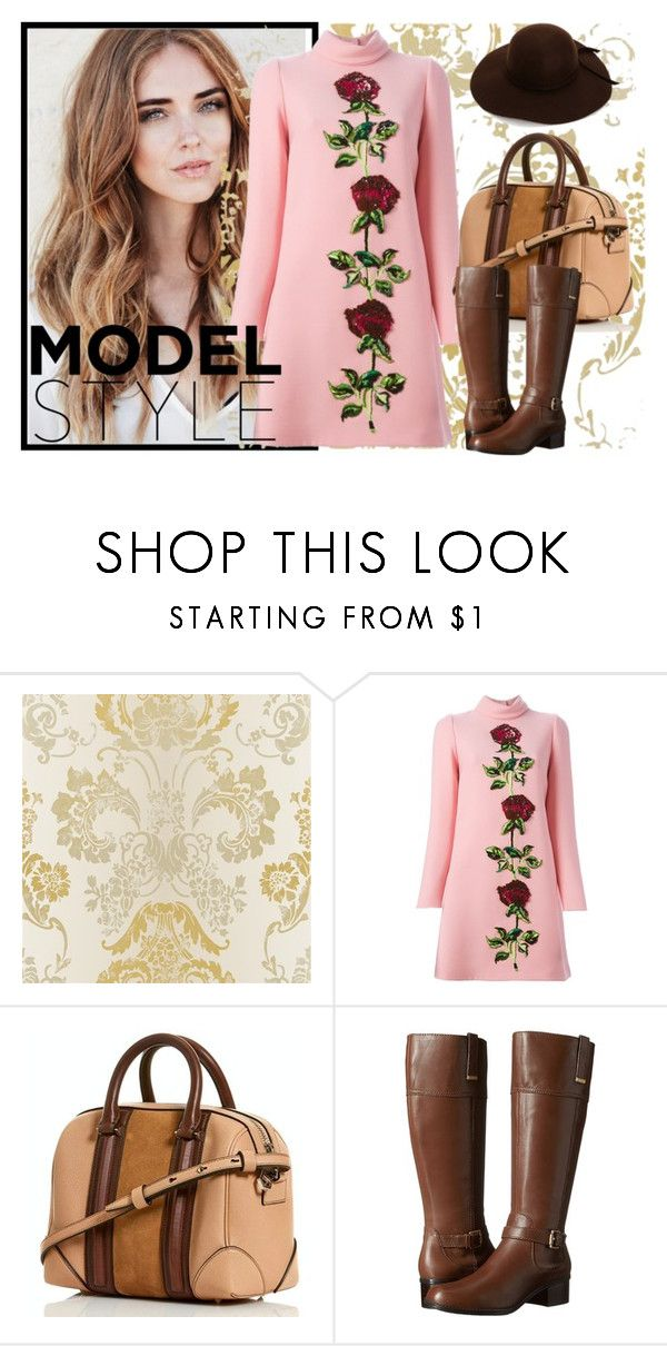 """""""2"""" by dzemila-c ❤ liked on Polyvore featuring Dolce&Gabbana and Bandolino"""