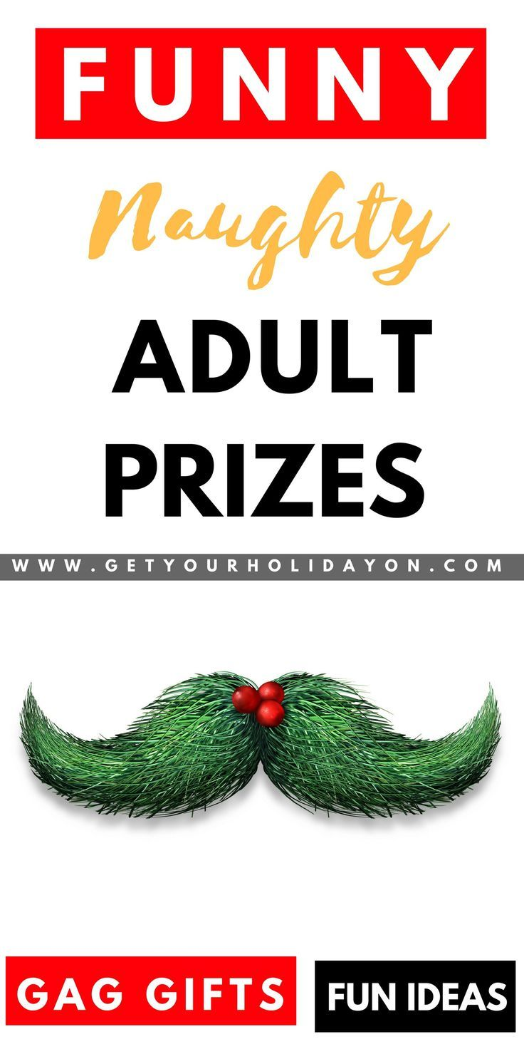 Holiday prizes for adults