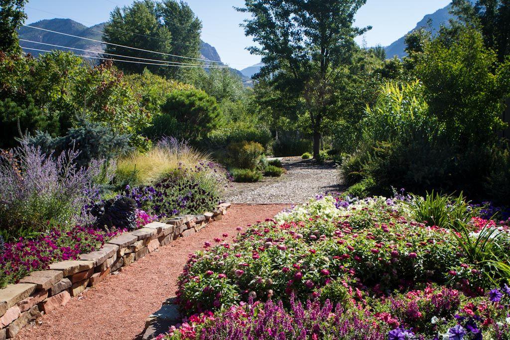 Where: The Ogden Botanical Gardens Time: 9:00 A.m