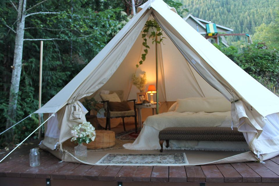 Pin by Merope on canada Glamping, Vancouver island