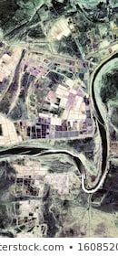 after the bomb vertical abstract photography of the deserts of Africa from the air aerial view of desert landscapes Genre Abstract Naturalism from the abstract to the fig...