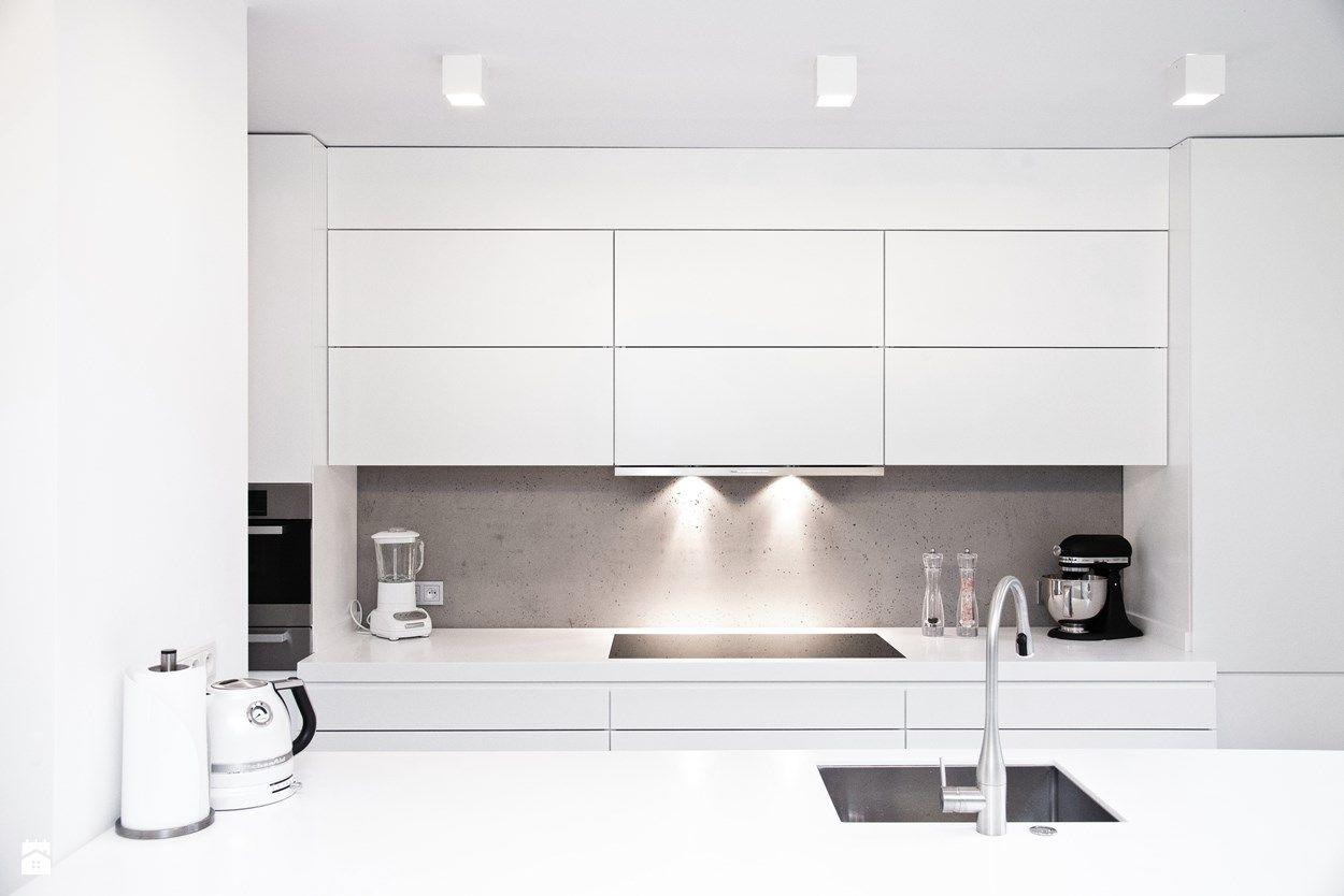 Kuchnia Styl Minimalistyczny Zdjęcie Od B Loft Beton