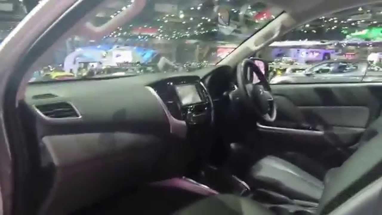 Mitsubishi All New Triton 2014