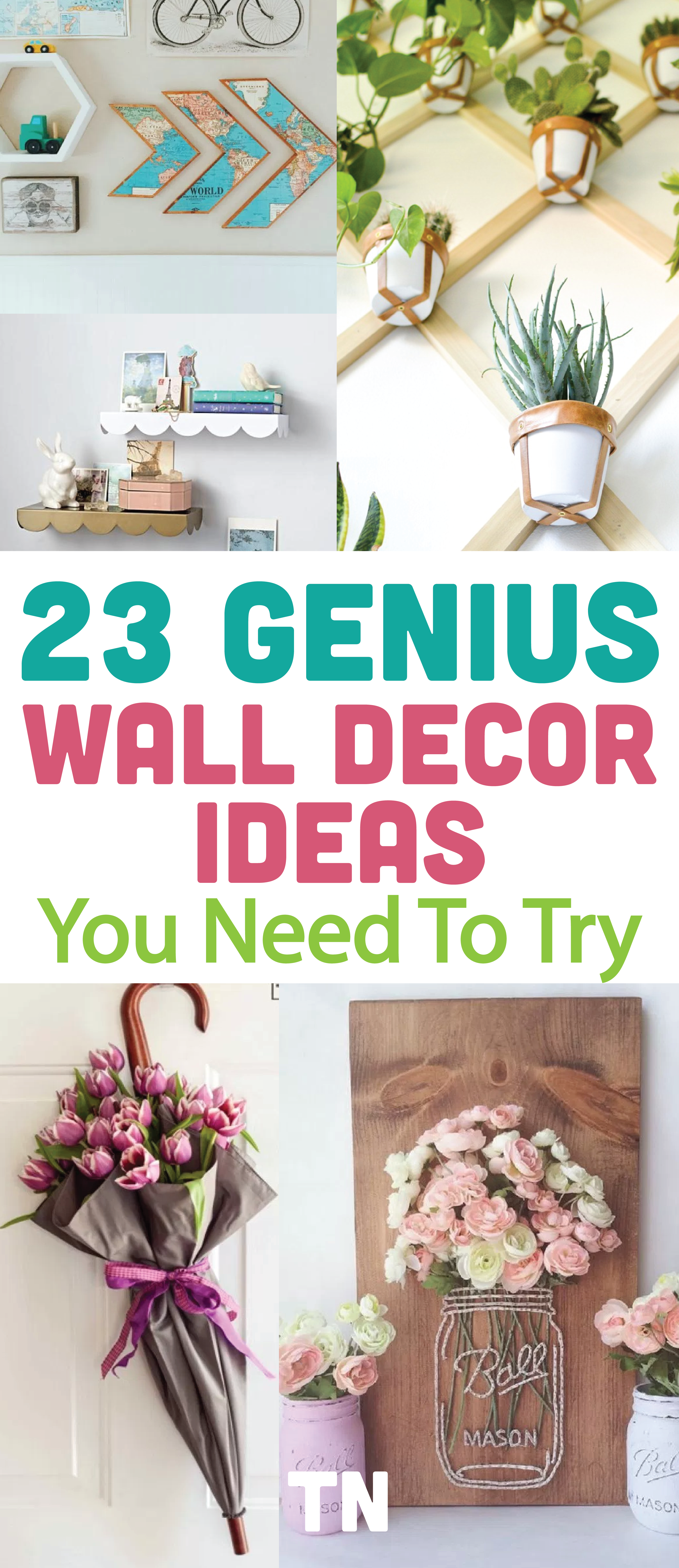 Easy Wall Decor Ideas For A Gorgeous Home Easy Wall Decor
