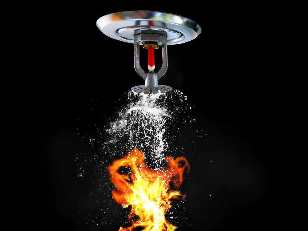 Fire Sprinkler Service In Nj Pa De