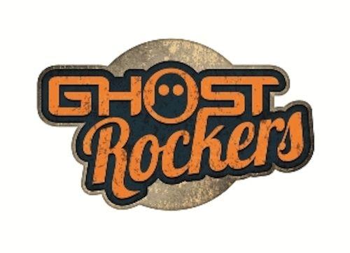 kleurplaten van de ghost rockers