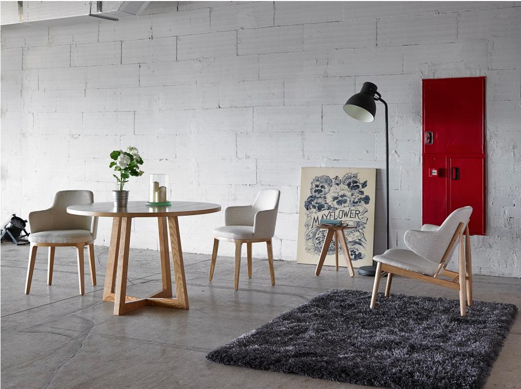 Acogedor, moderno, nrdico, minimalista, industrial, con vegetacin, diseo  y color