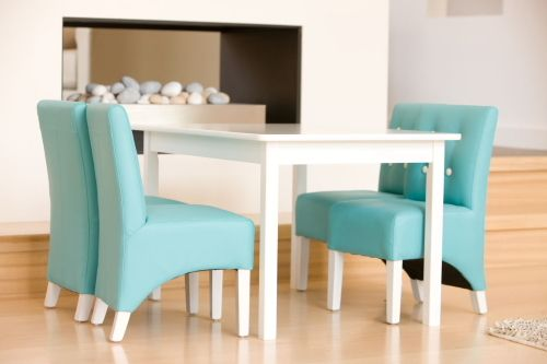 Childrens Toddler Wood Table