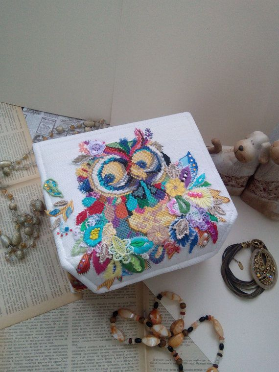Check out this item in my Etsy shop https://www.etsy.com/ru/listing/508761041/box-with-embroidery-be-yourself-casket