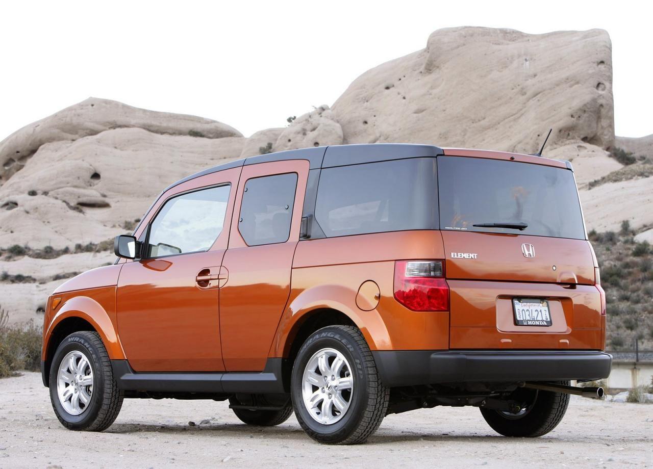 2006 Honda Element EX P