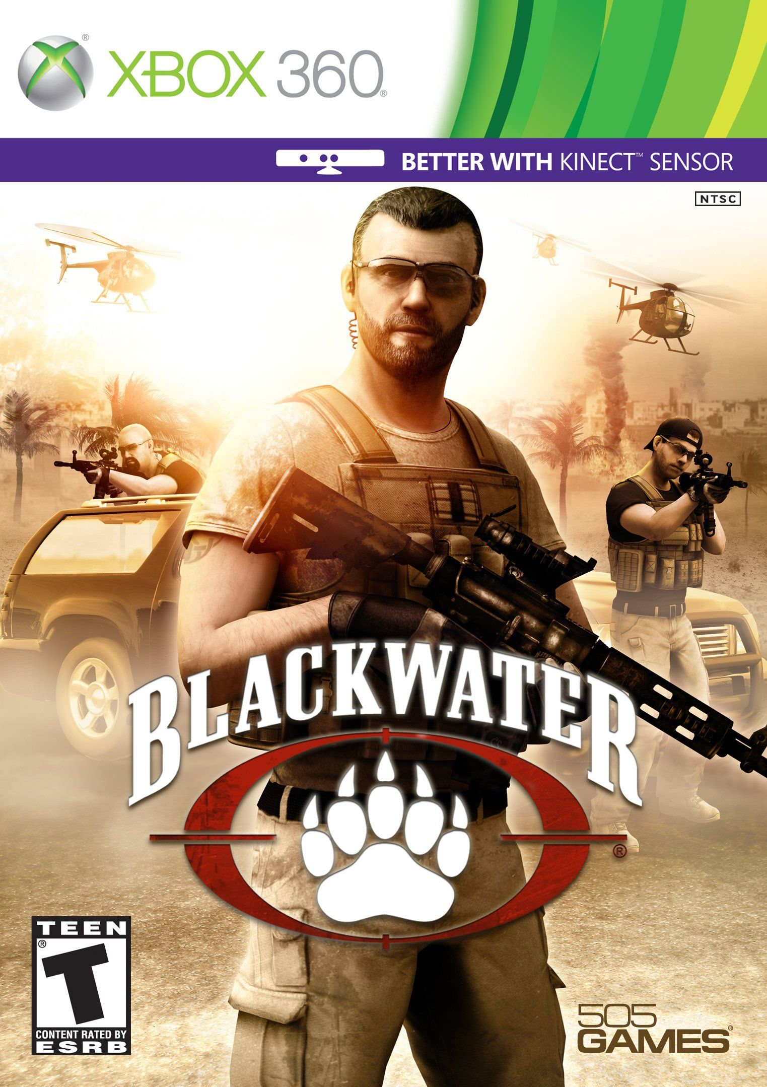 Blackwater Xbox 360 *** Want to know more, click on the