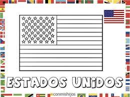 Banderas Para Colorear Buscar Con Google Bandera De Estados Unidos Bandera Para Colorear Banderas