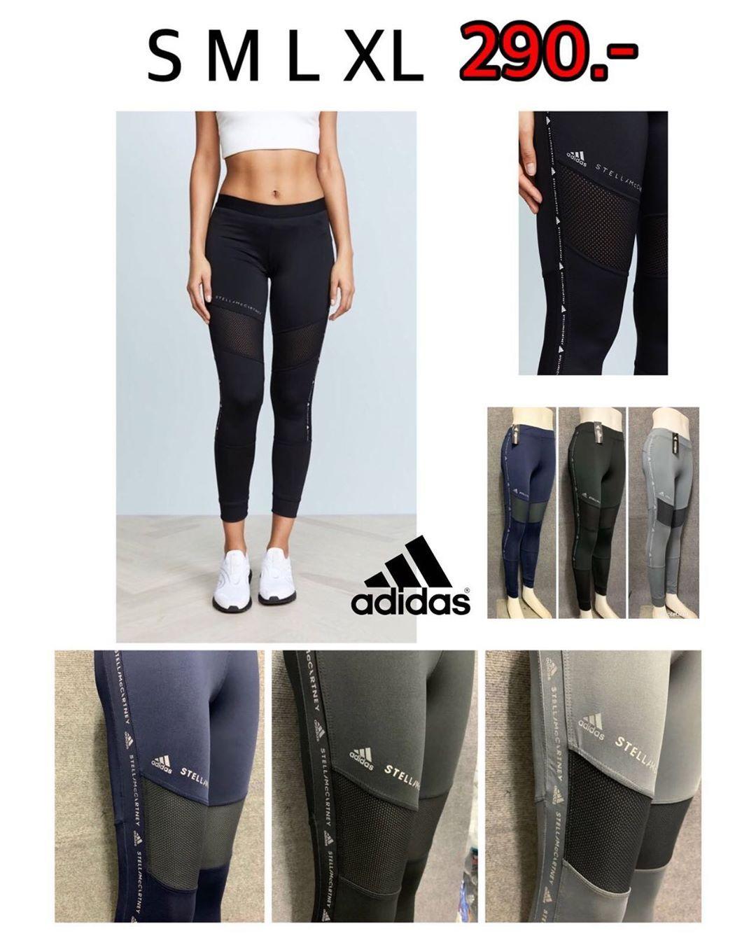 Adidas Stella Legging🎉 สวยปังมากๆค่ะ🎊 #diet #healthyfood #sale #sportswear #yoga #yogathailand #yoga...