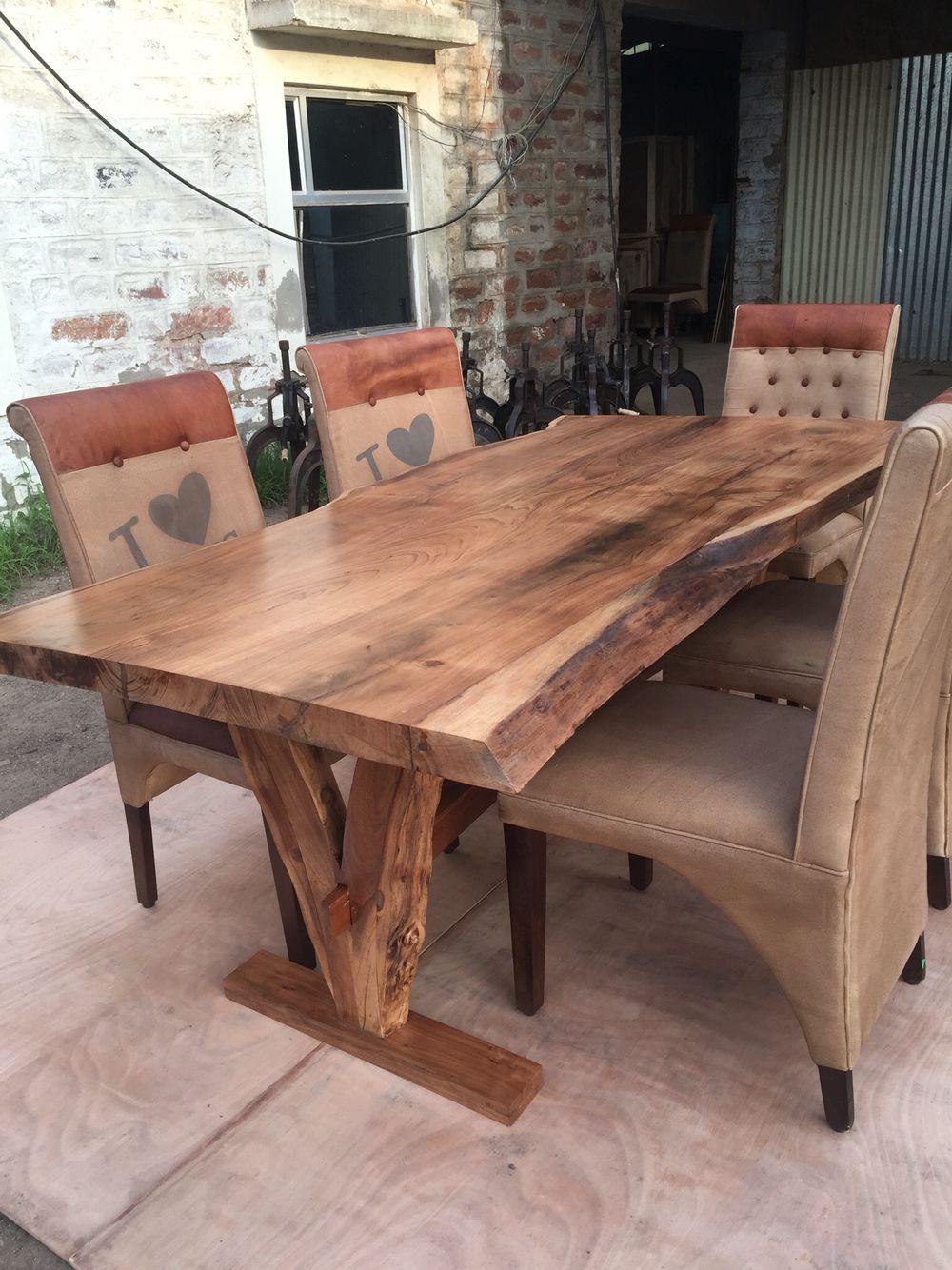 yosemite live edge table acacia solid wood solid wood live edge dining tables unique dining. Black Bedroom Furniture Sets. Home Design Ideas