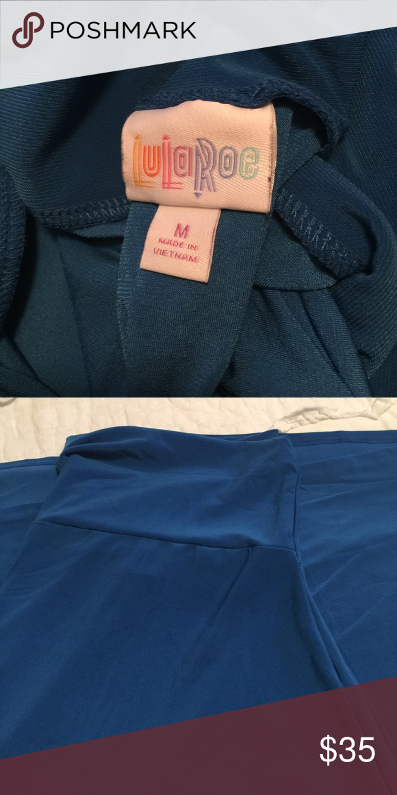Royal blue LuLaroe maxi skirt Medium LuLaroe maxi skirt. Excellent condition wore 1 time. LuLaRoe Skirts Maxi