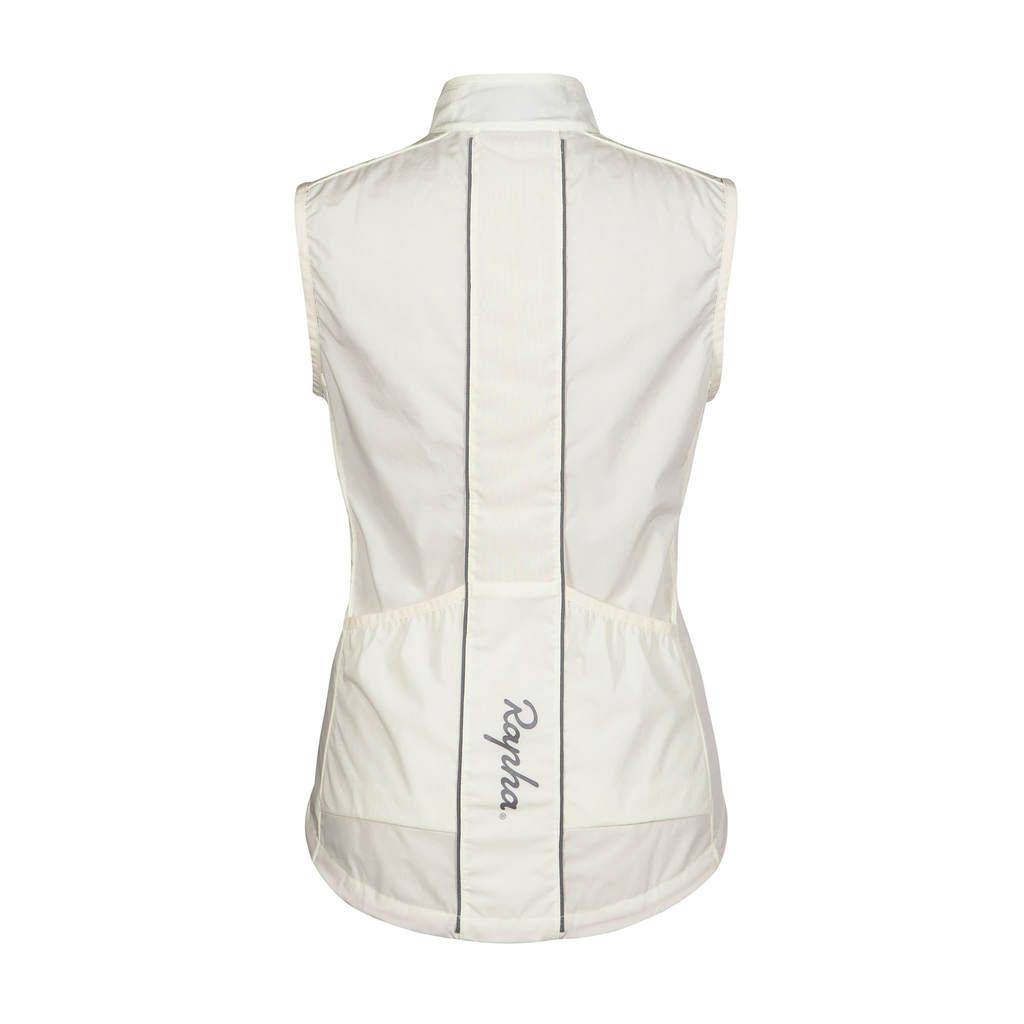 Rapha Women's Gilet - So beautiful! Find this Pin and more ...
