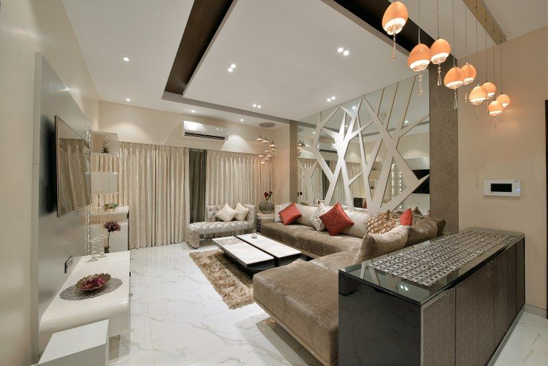 Innovative design & a modern luxury home by Milind Pai & associates ...