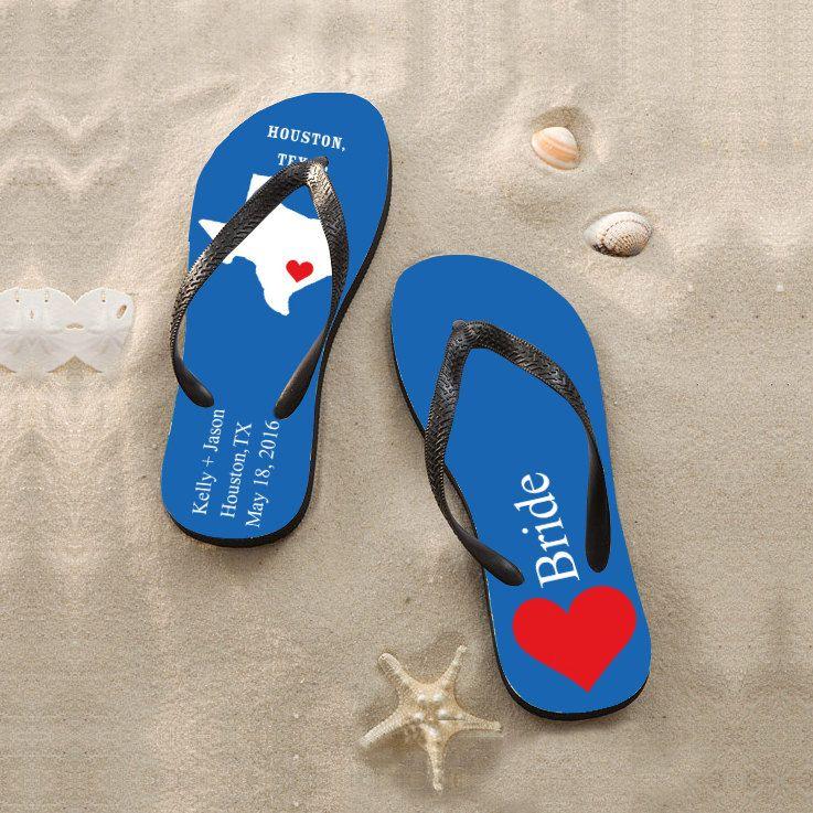 01ea48d7635 Personalised imprint flip flops