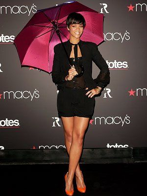 Rihanna Umbrella Ella Days Dress Style Fashion