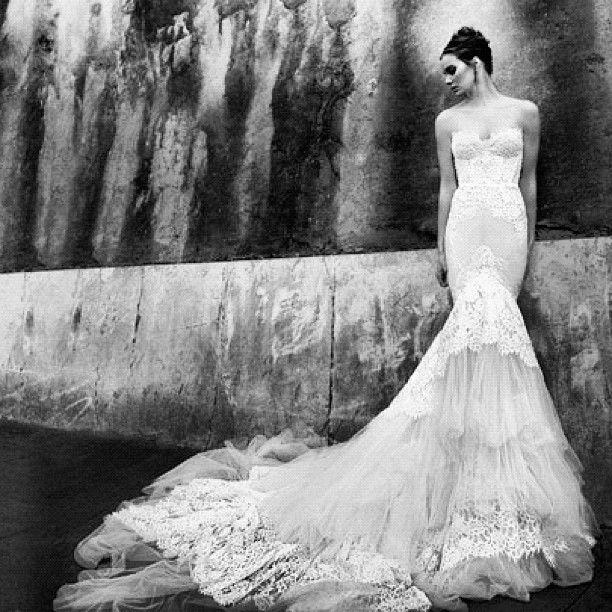 Inbal Dror Wedding Gowns: Wedding Dress By Inbal Dror 2012