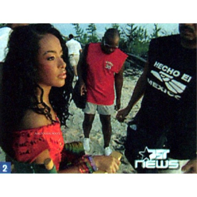 Aaliyahalways On Instagram Aaliyah On Set Of Rock The Boat Aaliyah Rock The Boat Aaliyah Style Aaliyah Haughton
