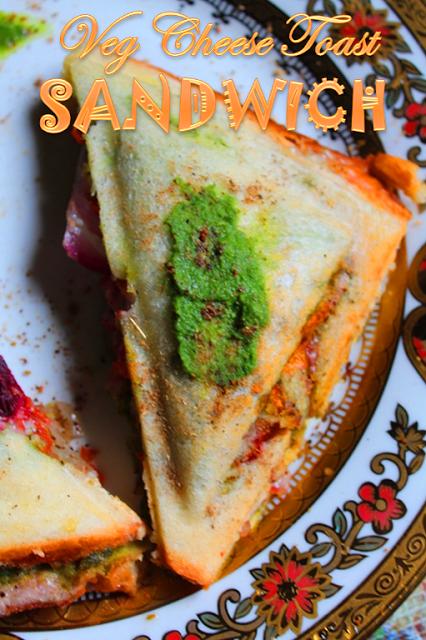 YUMMY TUMMY Veg Cheese Toast Sandwich Recipe  Bombay Vegetable  Cheese Toast Recipe dip toast toast design hawaii rezepte ideas rezepte rezepte mit ei überbacken rez...