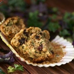 These muffins made with kale, are chock-full of nutrients, and might just become your new favorite treat!