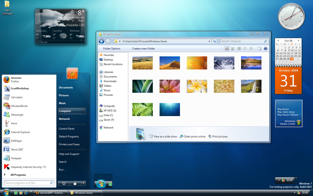 Windows 7 Ultimate Iso Free Download 32 Bit 64 Bit Latest Version Windows App Template Free Download