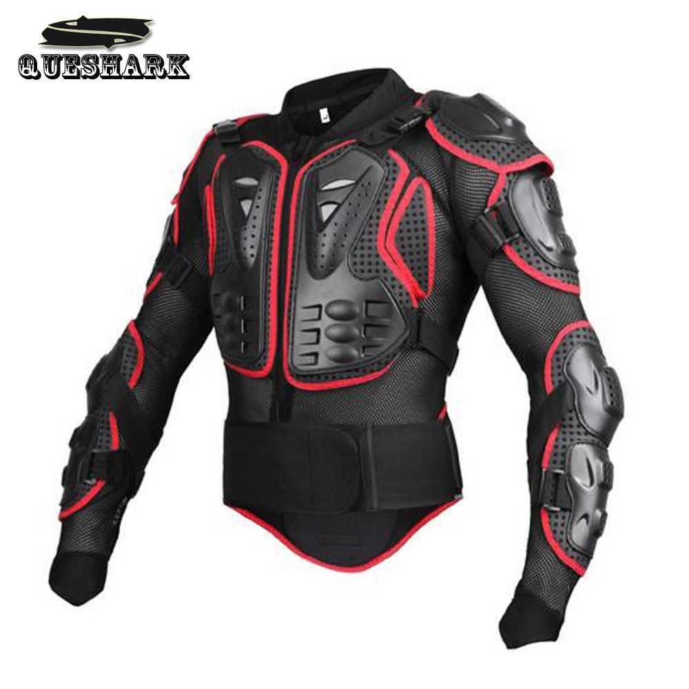 NEW MX BMX Youth Adult Body Armour Armor Jacket Dirt Bike Quad Knee Shin Protect Chest Protectors