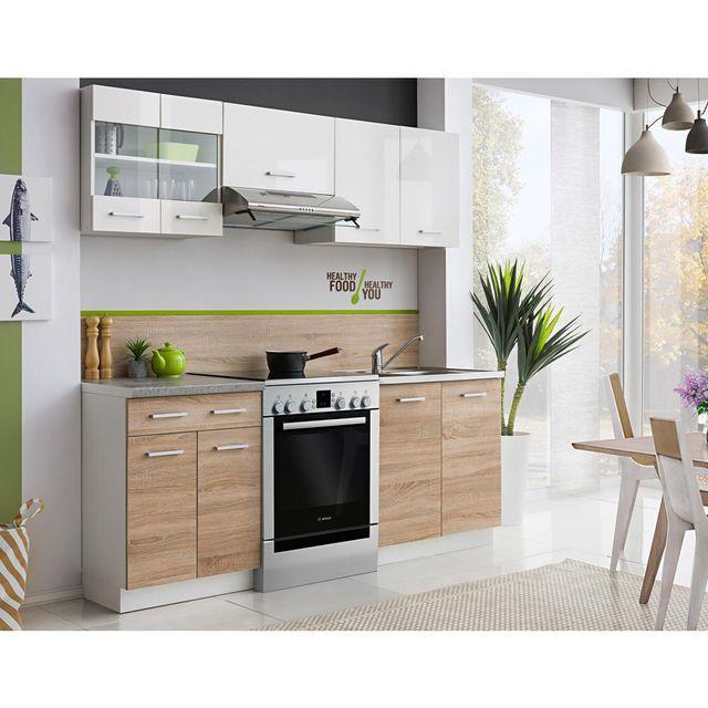 Zestaw Mebli Kuchennych Lara Meble Okmed Kitchen