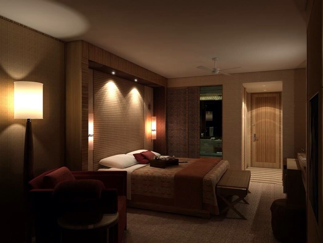 If You Want A Dim Bedroom Modern Bedroom Design Master Bedroom