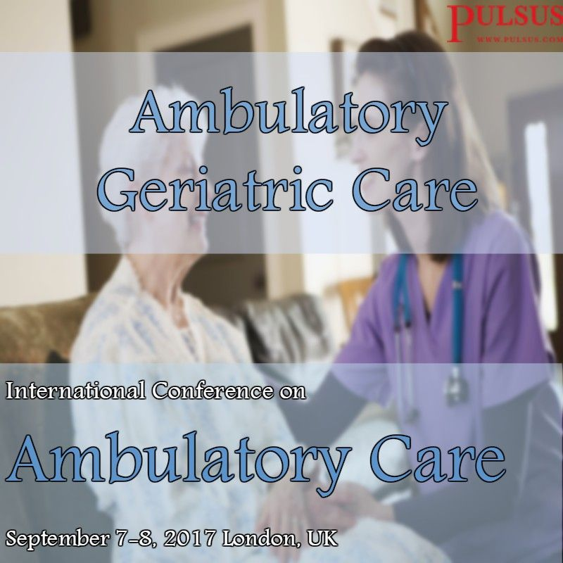 #Ambulatory geriatric care #clinic is an alternative focus for developing a comprehensive program of #geriatric services for all #Medical Centers, as well as for #private sector institutions wishing to initiate #geriatric programs. This service also gives #acute care and #consultation, initial assessment, and follow-up care