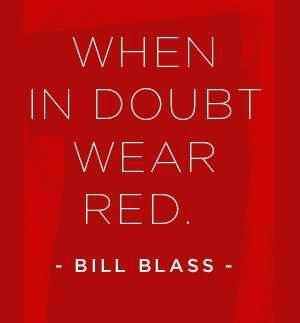Bill Blass Colours All Things Red Pinterest Bill Blass