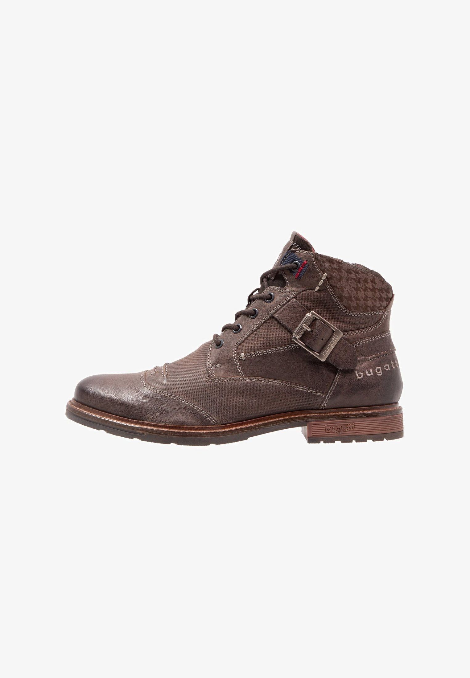 online retailer 75ae8 0ec92 Lace-up ankle boots - dark grey @ Zalando.co.uk 🛒 in 2019 ...