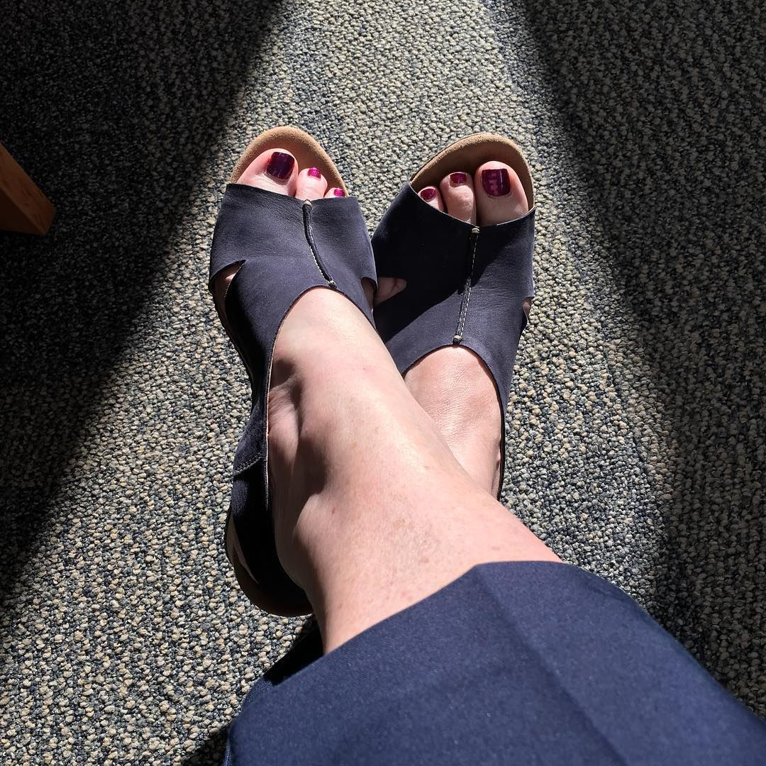 275d665c1849b4 Sandals in February   Happy girl!!  opentoeshoes  sandals  february ...