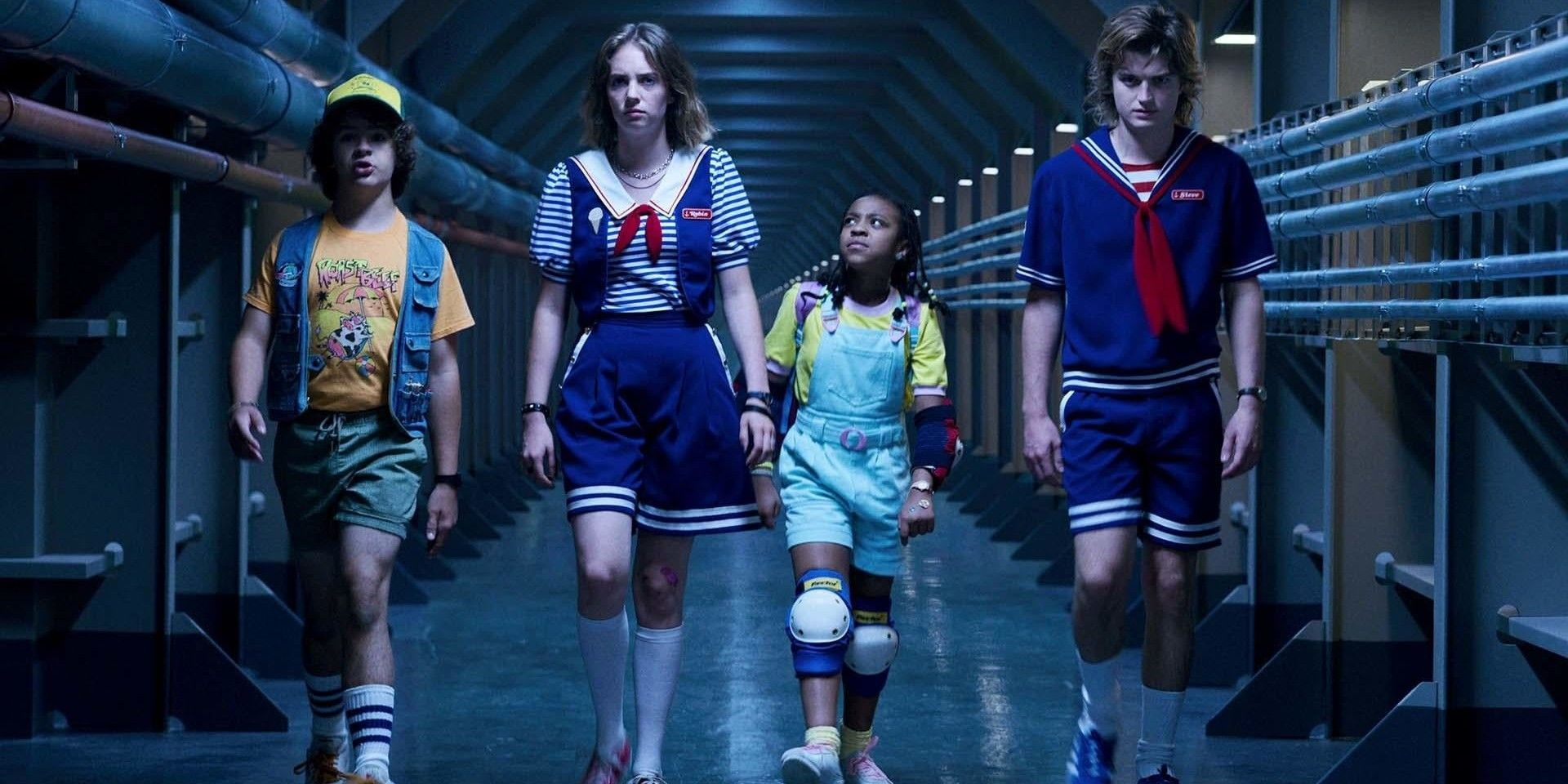 Stranger Things Season 4 Will Be More Mature in Tone
