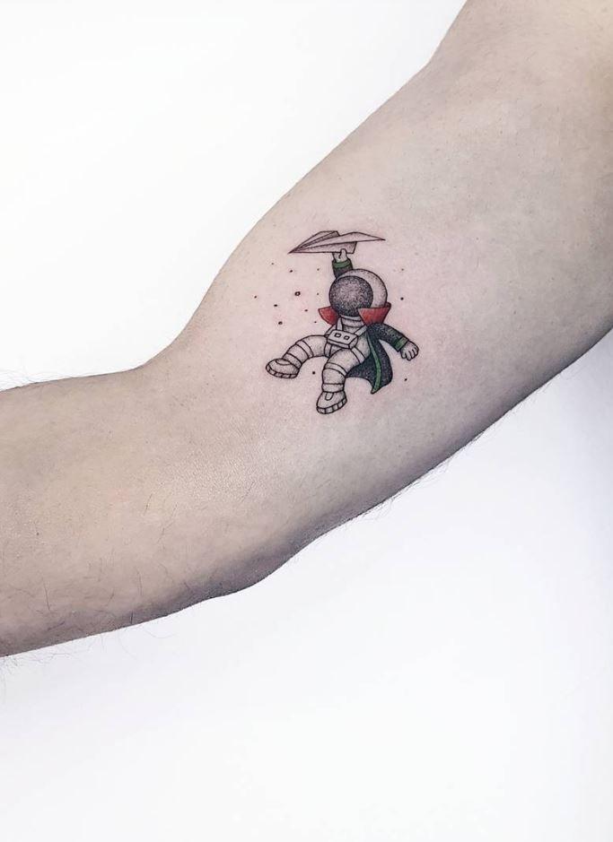200+ petits tatouages les plus créatifs qui vous épateront – Game of Spoons   – Tatuar