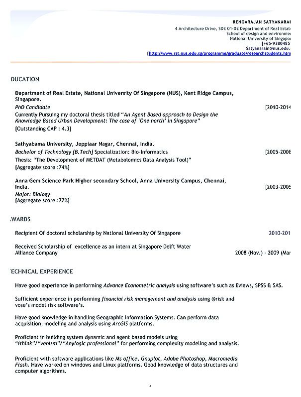 A Job Resume Sample Gorgeous Cool Best Data Scientist Resume Sample To Get A Job Check More At .