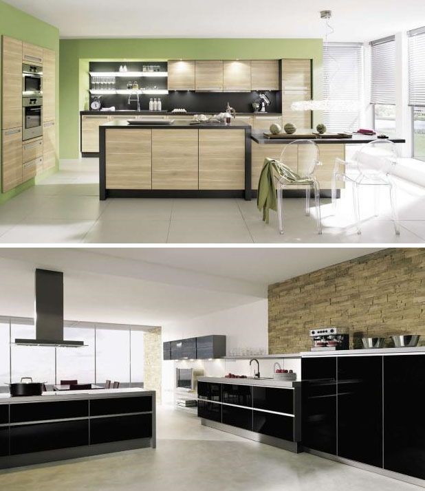 Pinjo Holvey On Decor  Pinterest  Indoor And Kitchens Awesome Kitchen Designs Contemporary Design Decoration