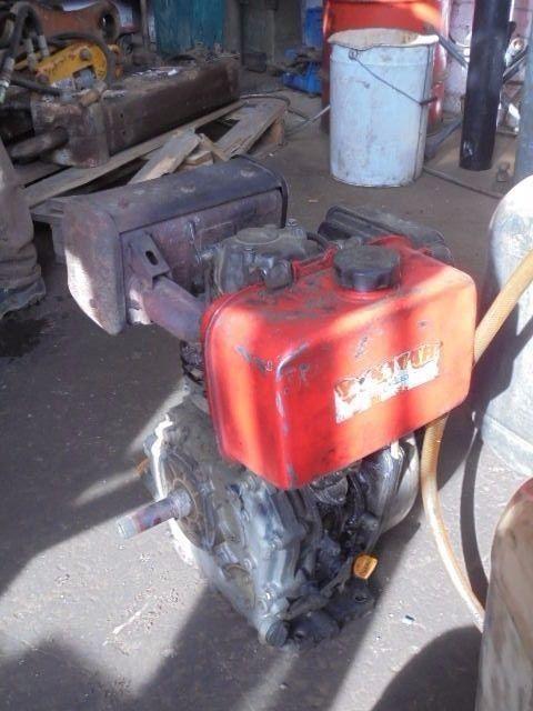 Yanmar L100 10 HP Diesel Engine Single Cylinder Vertical 4