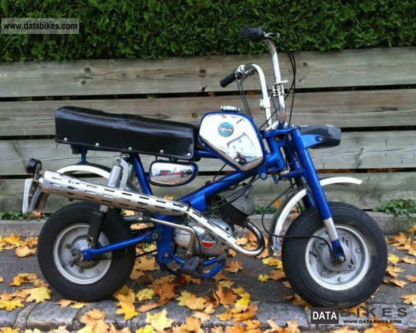 1971 Benelli  Mini Bike 1 Motorcycle Motor-assisted Bicycle/Small Moped photo