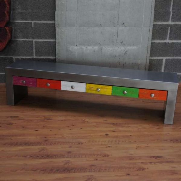 Mobilier Banc Design Made In France Console Design Banc Design Mobilier