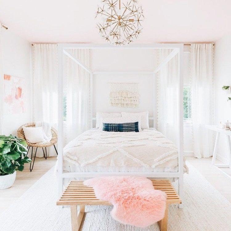 Boho Chic Style Bedroom Modern Bohemian Interior Design