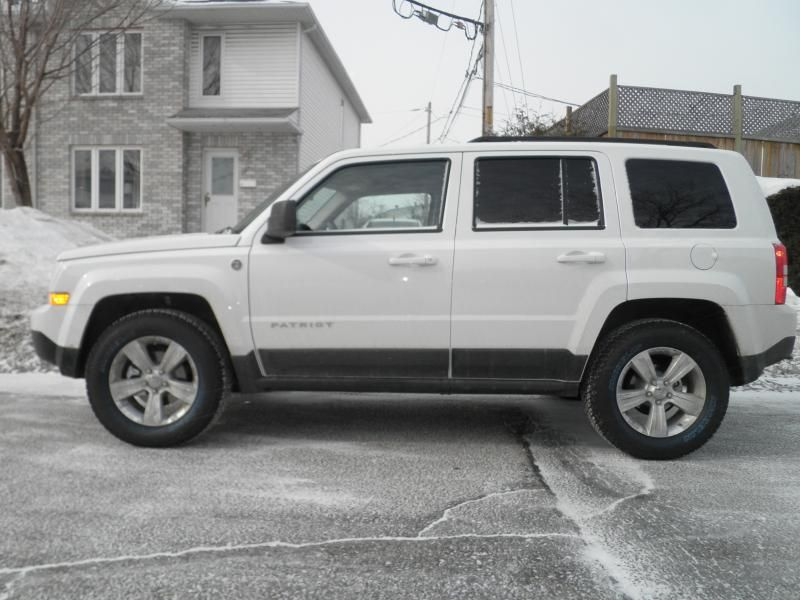 235 65r17 29 21 No Lift Jeep Patriot Jeep Suv