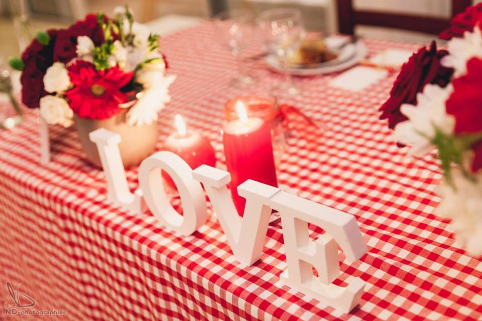 d coration de mon mariage th me guingette vichy rouge blanc theme vichy rouge blanc. Black Bedroom Furniture Sets. Home Design Ideas