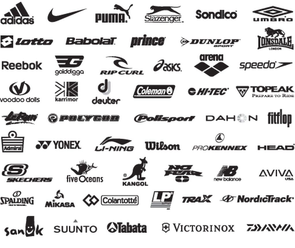Trends For > Sports Clothing Logos Logos with Graphics