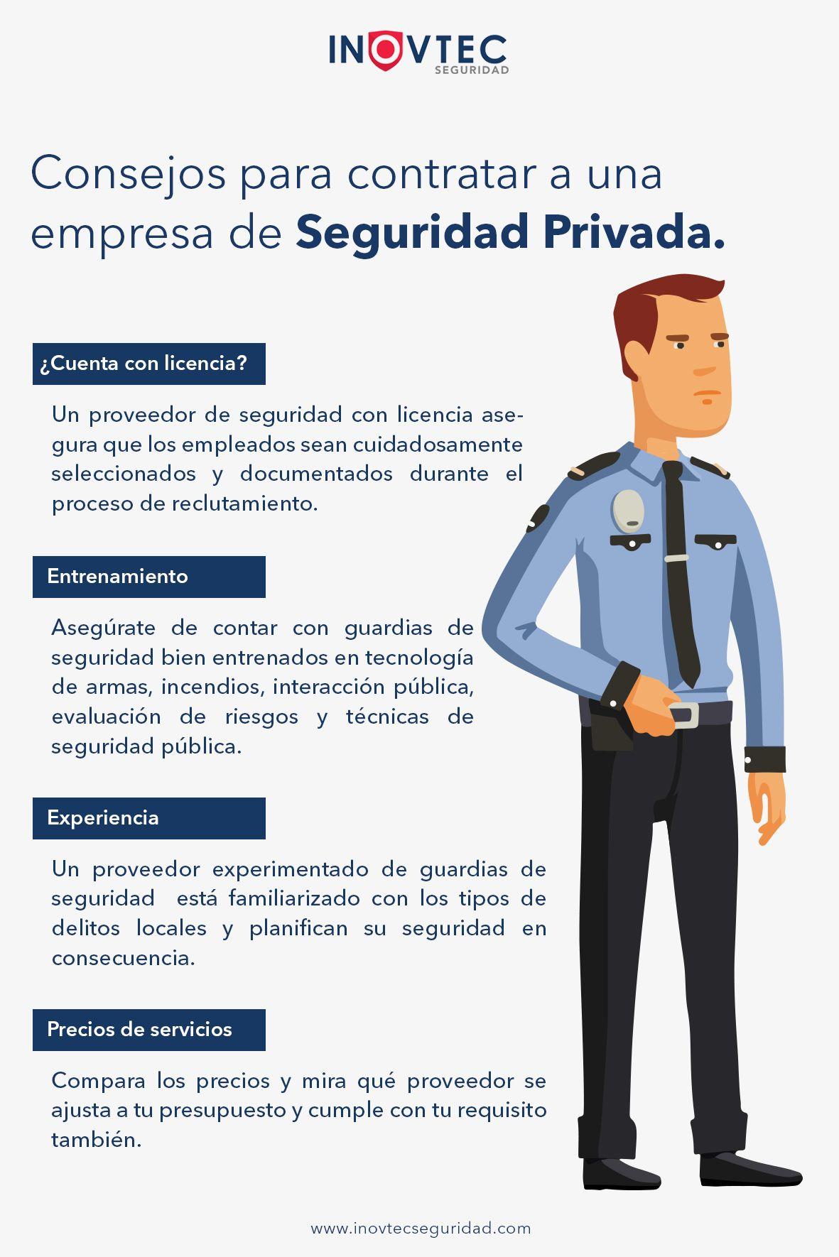 Consejos Para Contratar A Una Empresa De Seguridad Privada Consejos De Seguridad Guardia De Seguridad Seguridad